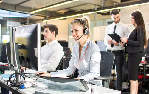 contact center let's co