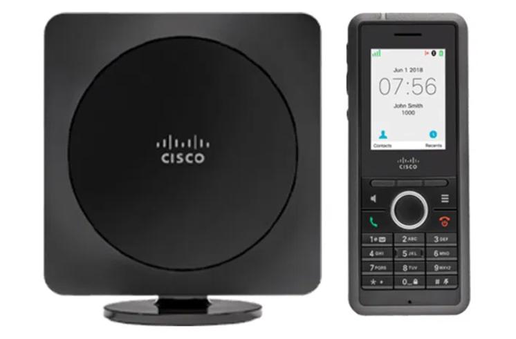 CISCO DECT + HANDSET 6825