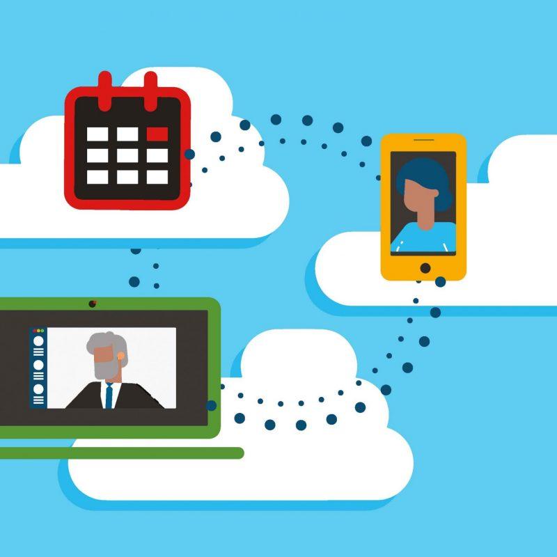comunicazione in cloud